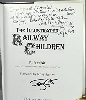 The Illustrated Railway Children. Foreword by Jenny Agutter