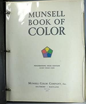 munsell book of color abebooks - Munsell Book Of Color
