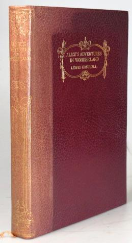 Alice's Adventures in Wonderland. Illustrated by Sir John Tenniel
