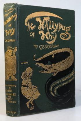 The Wallypug of Why. With page illustrations by Harry Furniss and vignettes by Dorothy Furniss