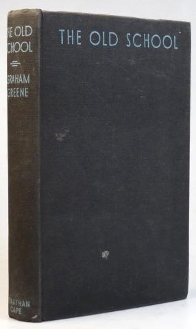 The Old School. Essays by Divers Hands: GREENE, Graham (Editor)
