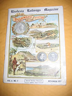 Rhodesia Railways Magazine Vol.6 No. 7: The Rhodesia Railways