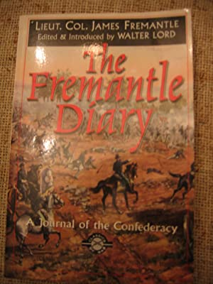 The Fremantle Diary: Lord Walter (edited