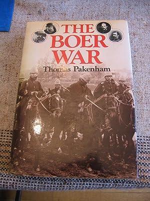 The Boer War: Pakenham Thomas