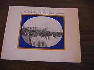 City Blocks, City Spaces Historical Photographs of: Koltun, Lilly