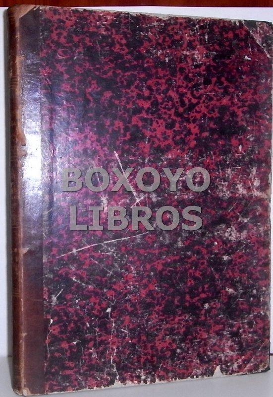 La Ilustración española y americana. 1883. Tomo II: Segundo semestre (24 nú...