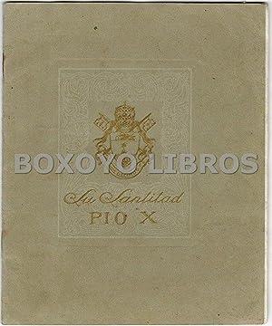 Su Santidad Pío X por el ./,: LIGNIÈRES, Doctor Dassy