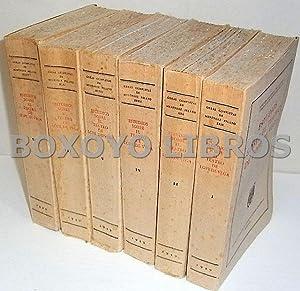 Edición Nacional de las Obras completas: Estudios: MENÉNDEZ PELAYO, Marcelino