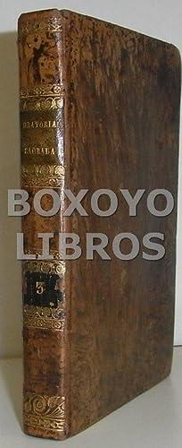 Biblioteca Completa de Oratoria Sagrada ó Colección: TRONCOSO, Juan