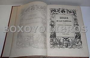 Museo de las familias. Lecturas agradables e instructivas. Tomo VII (1849): REVISTA