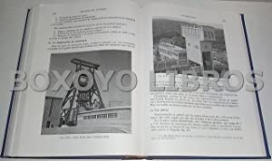 Explotación de minas. Tomo III: Métodos, energía. Servicios del exterior. ...