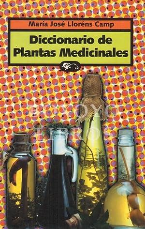 Diccionario de plantas medicinales: YARZA, Dr. Óscar