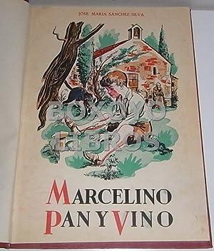 Marcelino pan y vino ( Cuento de: SÁNCHEZ SILVA, José