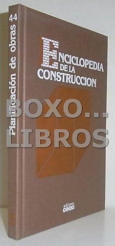 Planificación de Obras: ORDÓÑEZ, José Luís