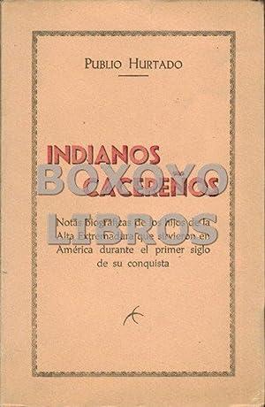 Indianos cacereños. Notas biográficas de los hijos: HURTADO, Publio