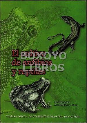 El cultivo de anfibios y reptiles: BLASCO RUIZ, Manuel (Coord.)