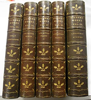 WORKS OF CHARLES DICKENS ILLUSTRATED LIBRARY EDITION: DICKENS, CHARLES