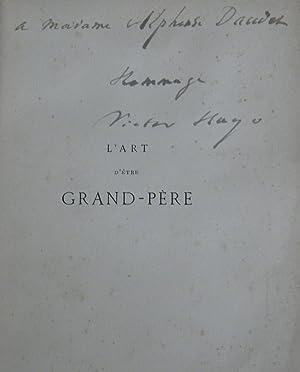 L'art D'être Grand-Père: Victor Hugo