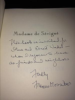 Madame de Sevigne: A Life and Letters: Frances Mossiker