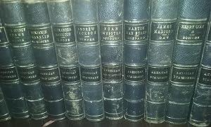 American Statesman and Men of Letters matching: John Morse (editor)