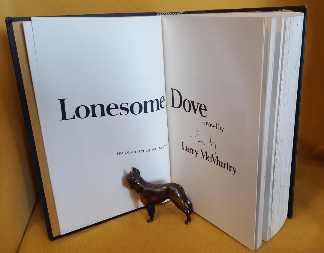 mcmurtry lonesome  Lonesome Dove