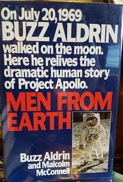 Men from Earth: Buzz Aldrin