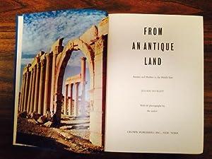From An Antique Land: Huxley, Julian