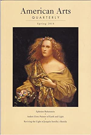American Arts Quarterly, Spring 2014, Volume 31, Number 2
