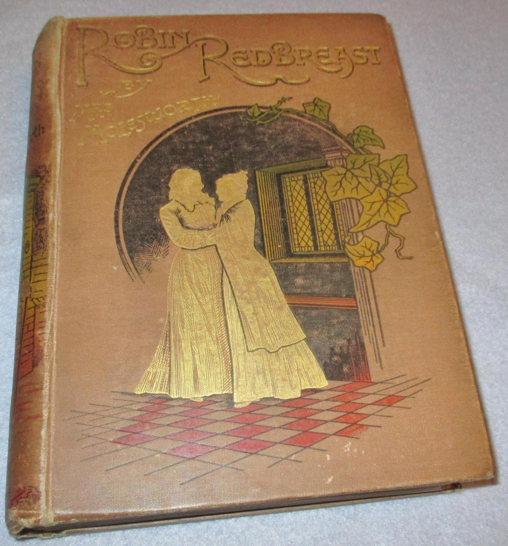 Robin Redbreast (1st Edition) Mrs Molesworth [Very Good] [Hardcover] (bi_22727374913) photo