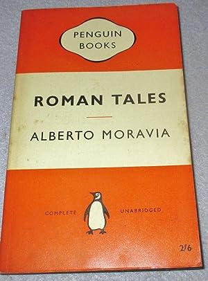 Roman Tales: Alberto Moravia