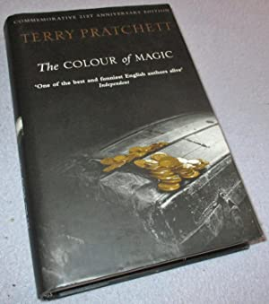 The Colour of Magic: Terrt Pratchett
