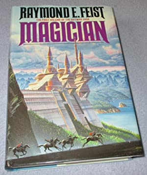 MAGICIAN RARE UK GRAFTON EDITION: Raymond E Feist