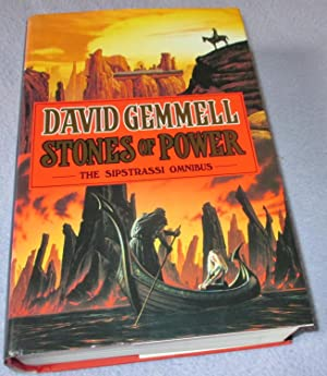 Stones Power Sipstrassi Omnibus By David Gemmell
