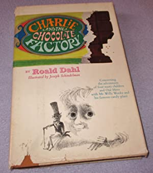 Charlie and the Chocolate Factory (1964 US: Roald Dahl