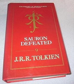 Sauron Defeated (1st edition): J R R