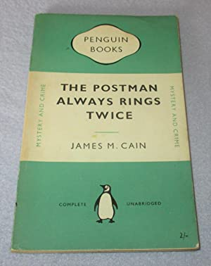 The Postman Always Rings Twice (Penguin Crime: James M Cain