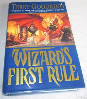 Wizards First Rule (1st Edition): Terry Goodkind