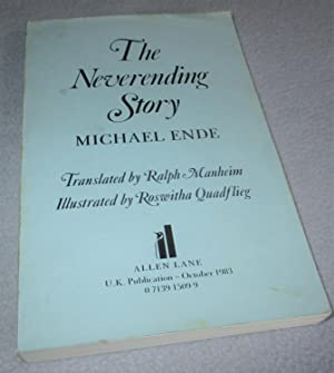The Neverending Story (Proof Copy): Michael Ende
