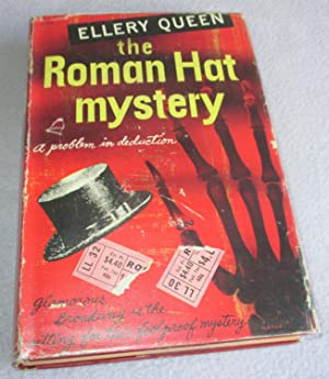 The Roman Hat Mystery (1st Edition): Ellery Queen