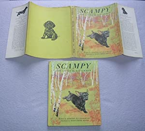 Scampy the Little Black Cocker: Dorothy K L'hommedieu