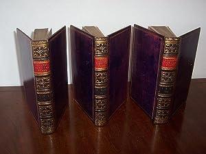 THE POETICAL WORKS OF WILLIAM COWPER (3 Volume set): Cowper, William