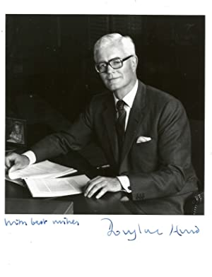 Douglas Hurd (British