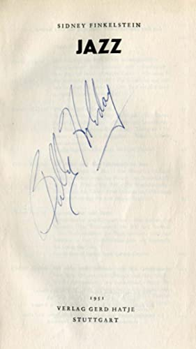 Holiday, Billie & Others - Autograph