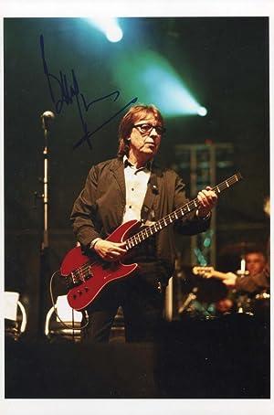 Wyman, Bill - Autograph: Bill Wyman (English