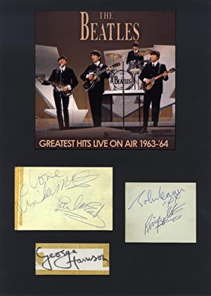 The Beatles - Autograph