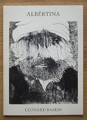 Graphische Sammlung Albertina: Leonard Baskin; Walter