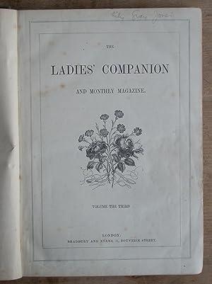 The Ladies' Companion and Monthly Magazine: Volume