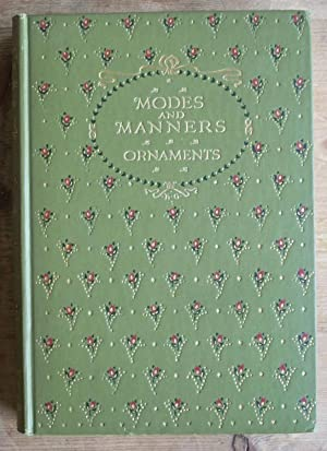 Modes and Manners Ornaments: Lace, Fans, Gloves,: Max Von Boehn