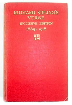 Set of 19 Rudyard Kipling novels and: Rudyard Kipling