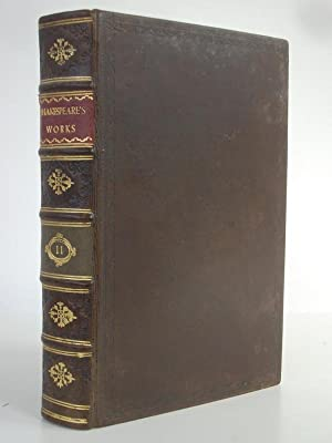 The Works Of Shakespeare Seller Supplied Images Abebooks